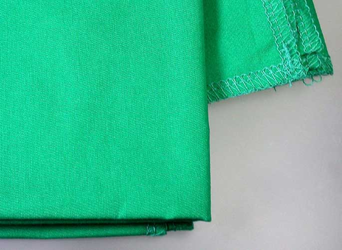 カラーヒーリングシーツ/緑