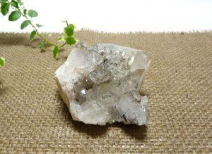 ヒマラヤ水晶クラスター(hcc132-b)