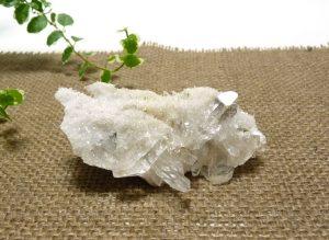 ヒマラヤ水晶クラスター(hcc134-b)