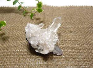 ヒマラヤ水晶クラスター(hcc156-b)