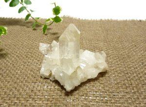 ヒマラヤ水晶クラスター(hcc168-b)