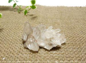 ヒマラヤ水晶クラスター(hcc169-b)