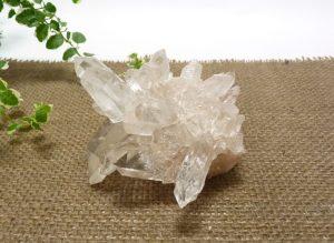 ヒマラヤ水晶クラスター(hcc171-b)