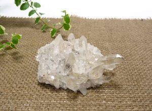 ヒマラヤ水晶クラスター(hcc173-b)
