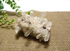 ヒマラヤ水晶クラスター(hcc176-b)