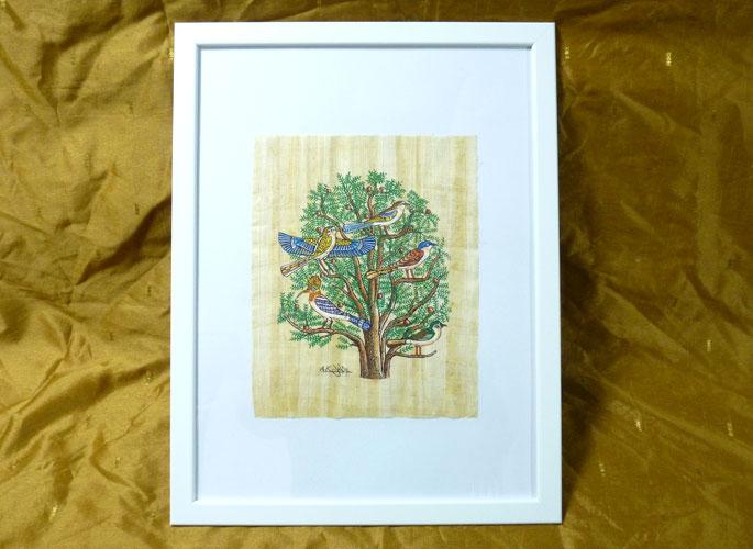 パピルス・生命の木