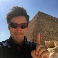 ギザ・クフ王のピラミッド