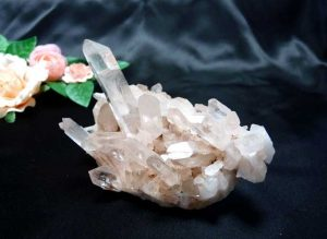 ヒマラヤ水晶クラスター(hcc106)