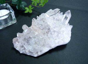 ヒマラヤ水晶クラスター(hcc110)