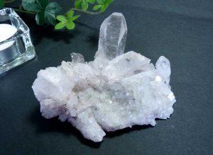 ヒマラヤ水晶クラスター(hcc115)