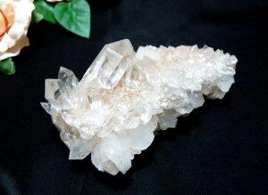 ヒマラヤ水晶クラスター(hcc122)
