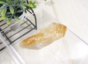 ブラジル産シトリンの結晶(gem-ct01)