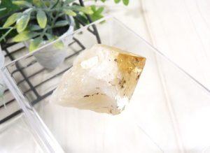 ブラジル産シトリンの結晶(gem-ct02)