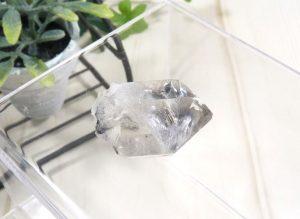 プラチナクォーツの結晶(gem-pl03)