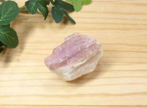 ブラジル産 ピンクトルマリン 結晶付き原石(gem-pt001)