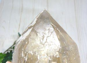 ブラジル産 天然シトリン & レコードキーパー(gem-ci001)